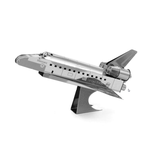 Metal Earth Boeing NASA Space Shuttle Discovery