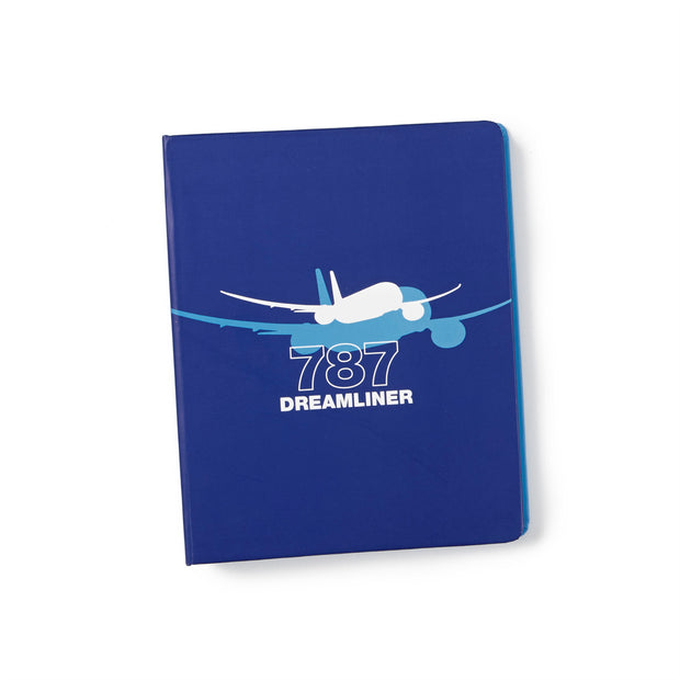 Boeing 787 Dreamliner Shadow Graphic Notebook (199400882188)