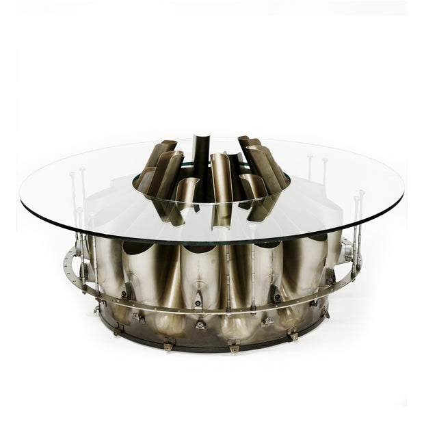 727-200 JT8D Exhaust Mixer Table