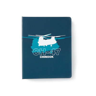 Boeing CH-47 Chinook Shadow Graphic Notebook