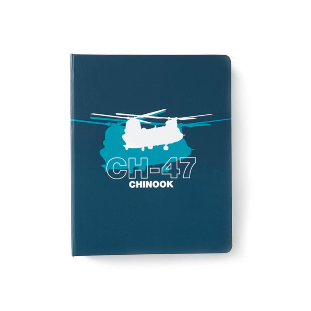 Boeing CH-47 Chinook Shadow Graphic Notebook (199401013260)