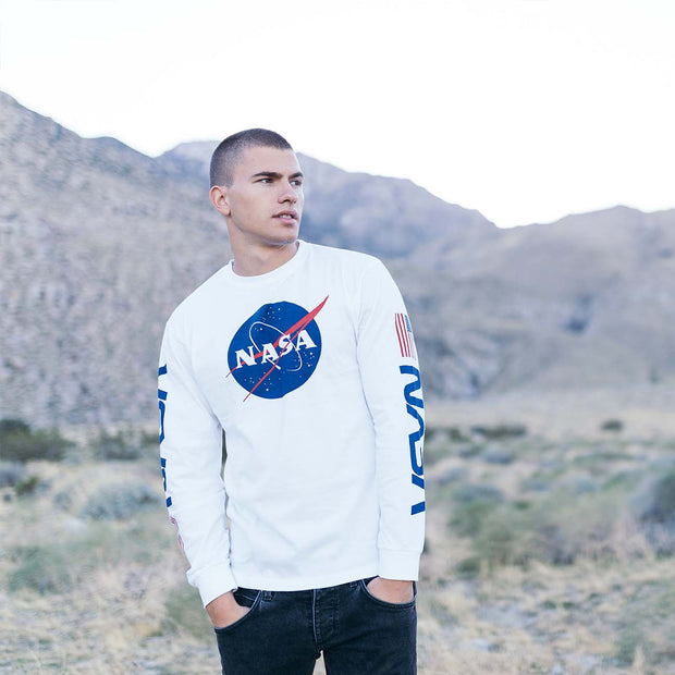NASA Maverick Long Sleeve T-Shirt