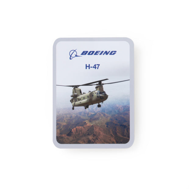 Boeing Endeavors H-47 Sticker (2783590187130)