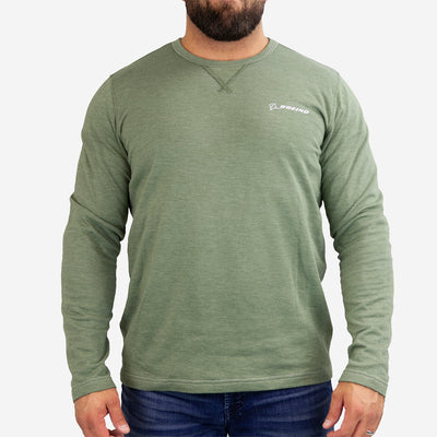 Boeing Summer Long Sleeve T-Shirt (2777225461882)