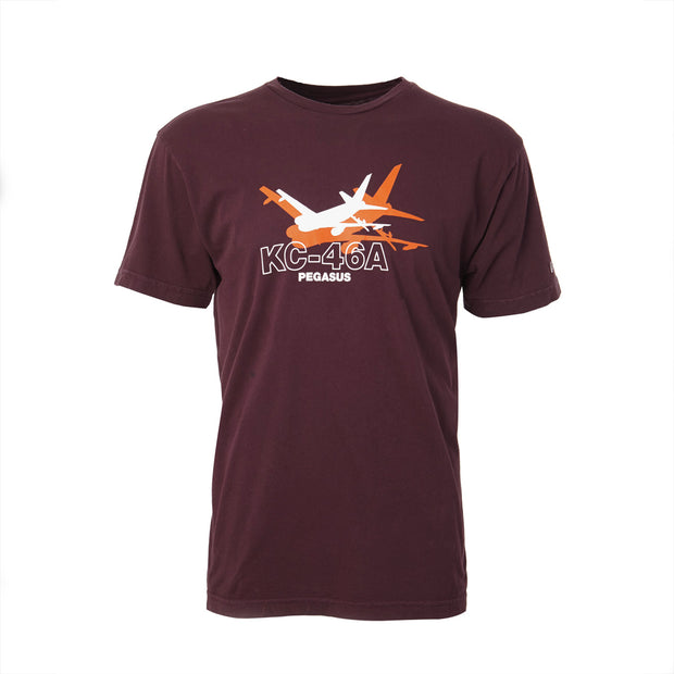 Boeing Shadow Graphic KC-46A T-Shirt