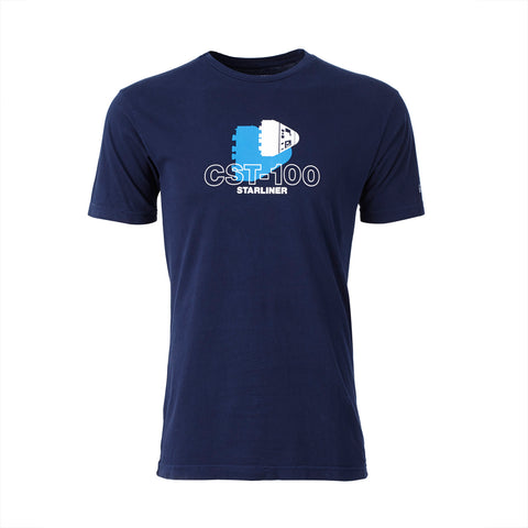 CST-100 Starliner Shadow Graphic T-Shirt