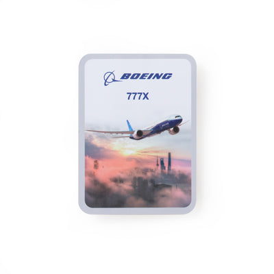 Boeing Endeavors 777X Sticker