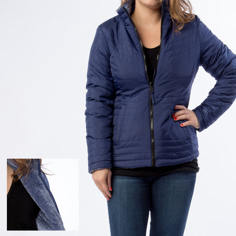 Reversible Cloud Lite Jacket