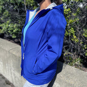 Boeing Women's Waterproof Rain Jacket