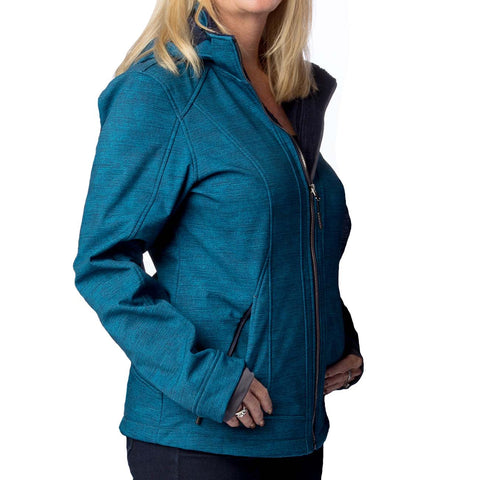 Ticking Softshell Jacket