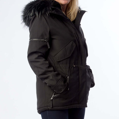 Luxe Mini Canyon Parka