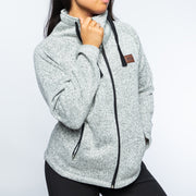 Boeing Women's Heathered Fleece (2887804813434)