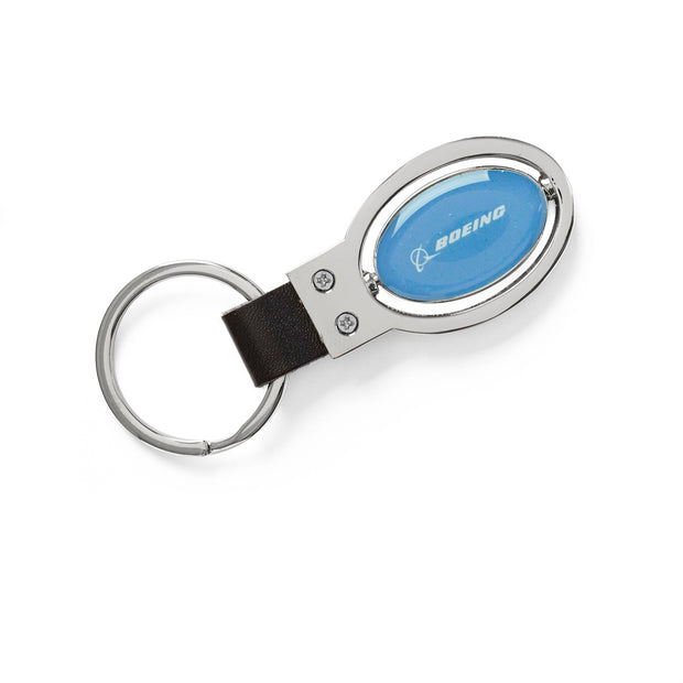 Boeing Shadow Graphic 777 Key Ring