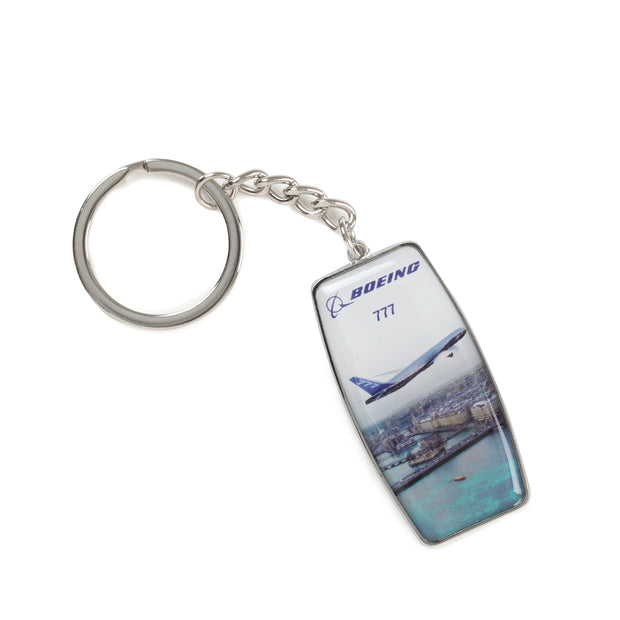 Boeing Endeavors 777 Keychain