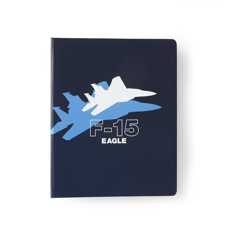 Boeing F-15 Eagle Shadow Graphic Notebook (199401078796)