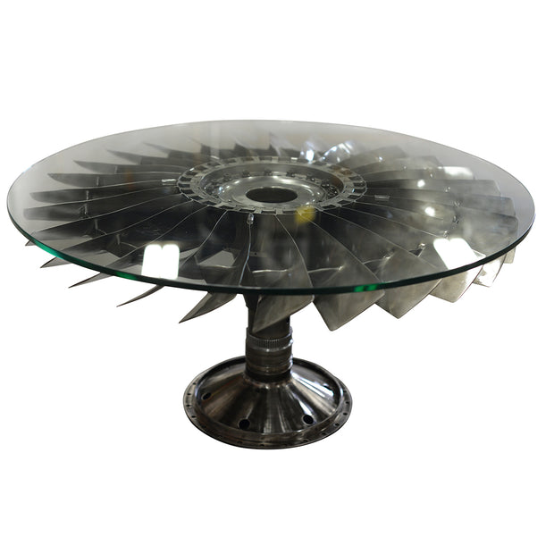 Boeing 737 Engine Coffee Table