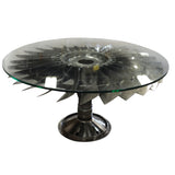 727 Engine Coffee Table I