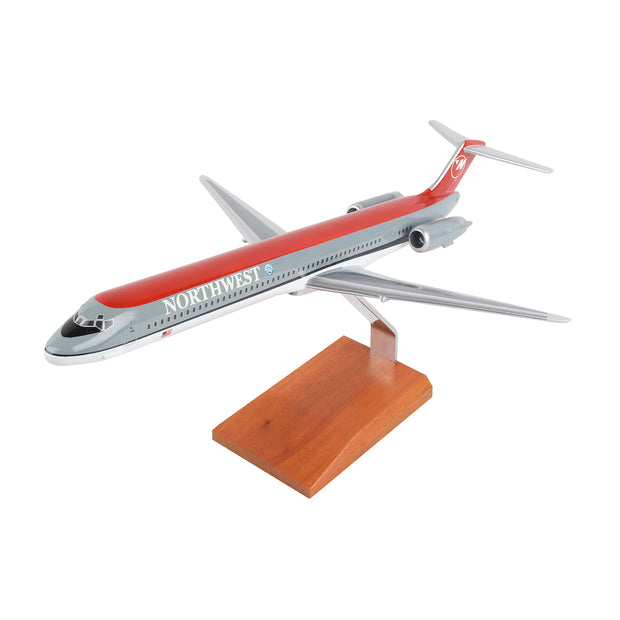 Northwest Airlines Boeing MD-80 1:100 Model