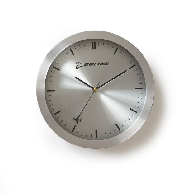 Boeing Airplane Wall Clock (211878346764)