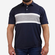 Boeing Colorblock Polo (2777116442746)