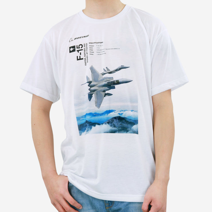 Boeing Endeavors F-15 T-Shirt (2783492964474)