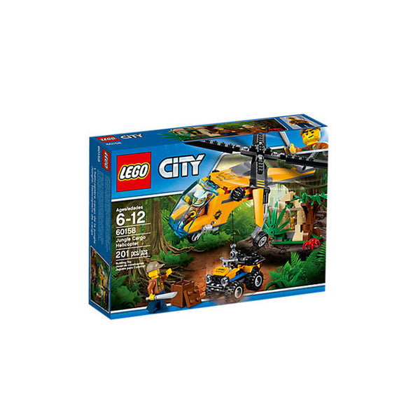 LEGO Jungle Cargo Helicopter