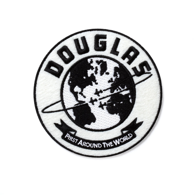 Boeing Heritage Douglas Patch (6409664902)