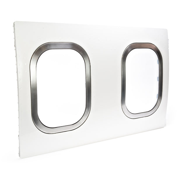Boeing 727 Double Window - White (8337099654)