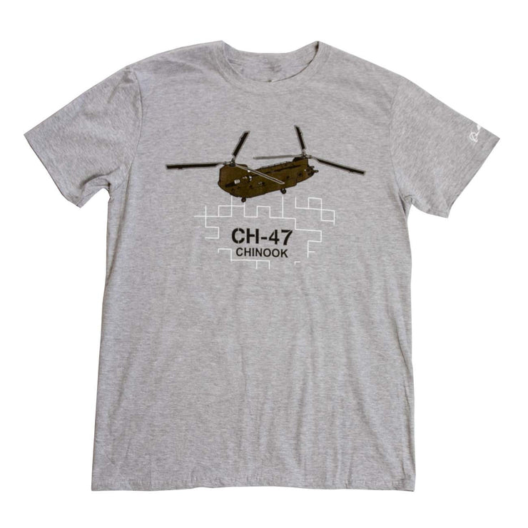 Boeing CH-47 Illustrated T-Shirt