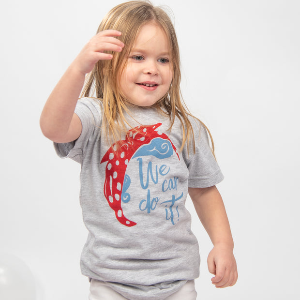 Kids Rosie We Can Do It! T-Shirt