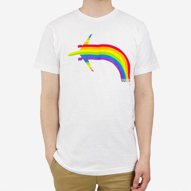 Ames Bros Boeing Pride Graphic T-Shirt