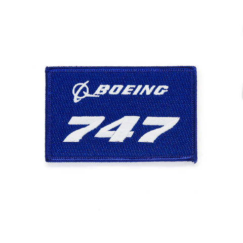 Stratotype 747 Embroidered Patch