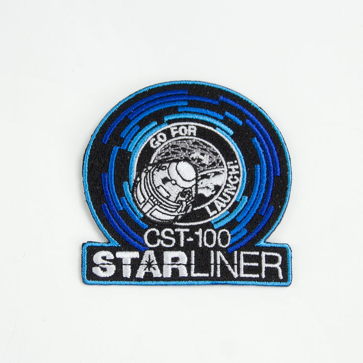 Boeing Challenge Accepted CST-100 Starliner Patch (2859528945786)