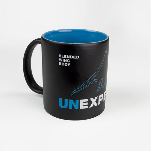 Boeing BRT Blended Wing Body Mug