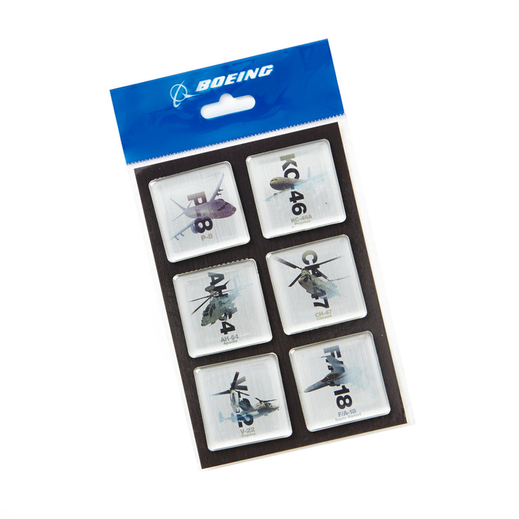 Boeing Defense X-Ray Graphic Magnet Set (11833168268)