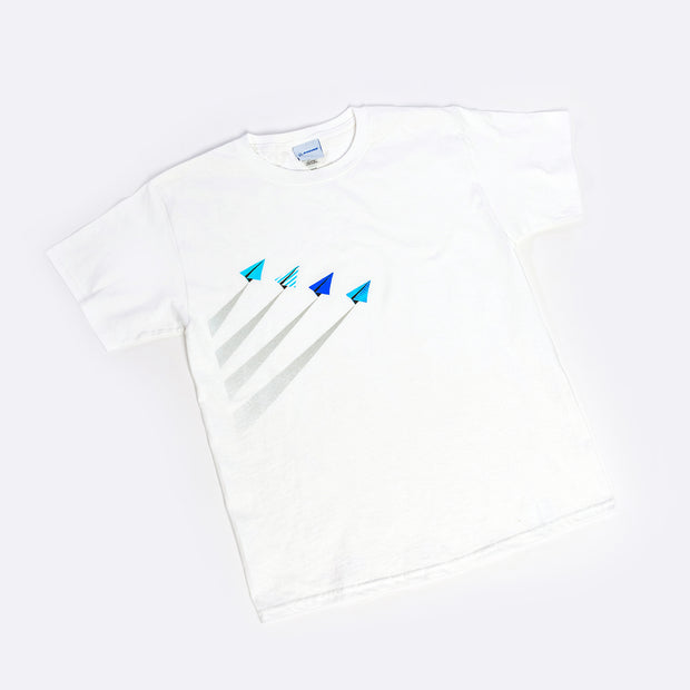 Boeing Kids' Paper Airplane T-Shirt (2961140121722)