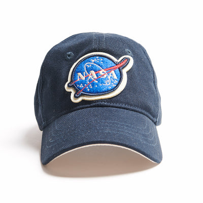 Red Canoe NASA Logo Youth Hat