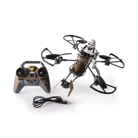 Air Hogs Star Wars Speeder Bike Drone