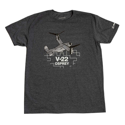 Boeing V-22 Illustrated T-Shirt