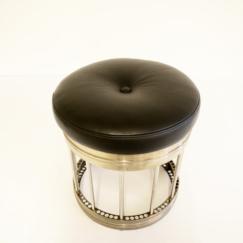 727 JT8D Engine Titanium Stool