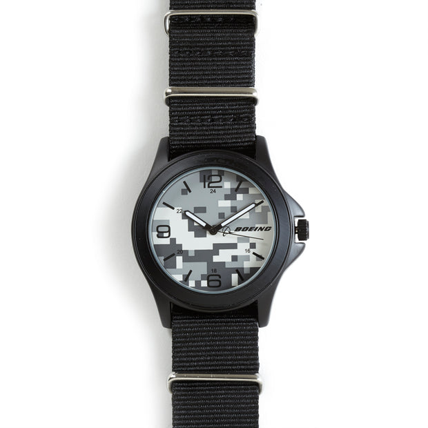 Boeing Camo Watch (10917971660)