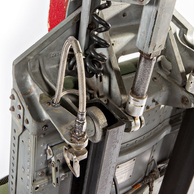 North American F-100 Super Sabre Ejection Seat