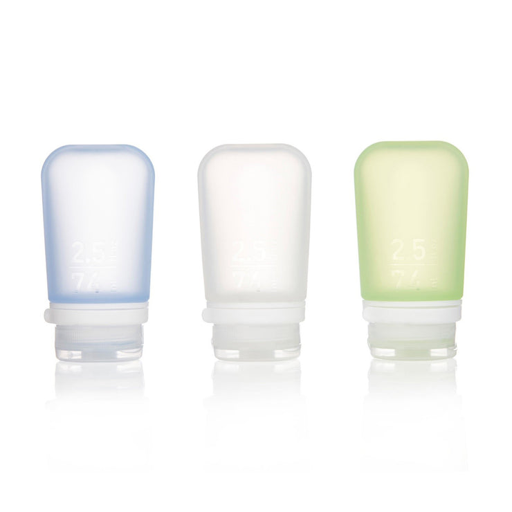 GoToob Travel Bottle 3-pack