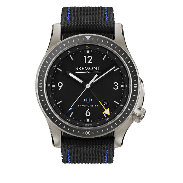 Titanium Bremont Boeing Model 1 Watch