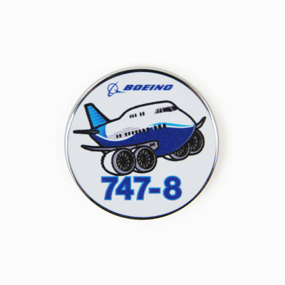 Boeing 747-8 Pudgy Pin (2866181144698)