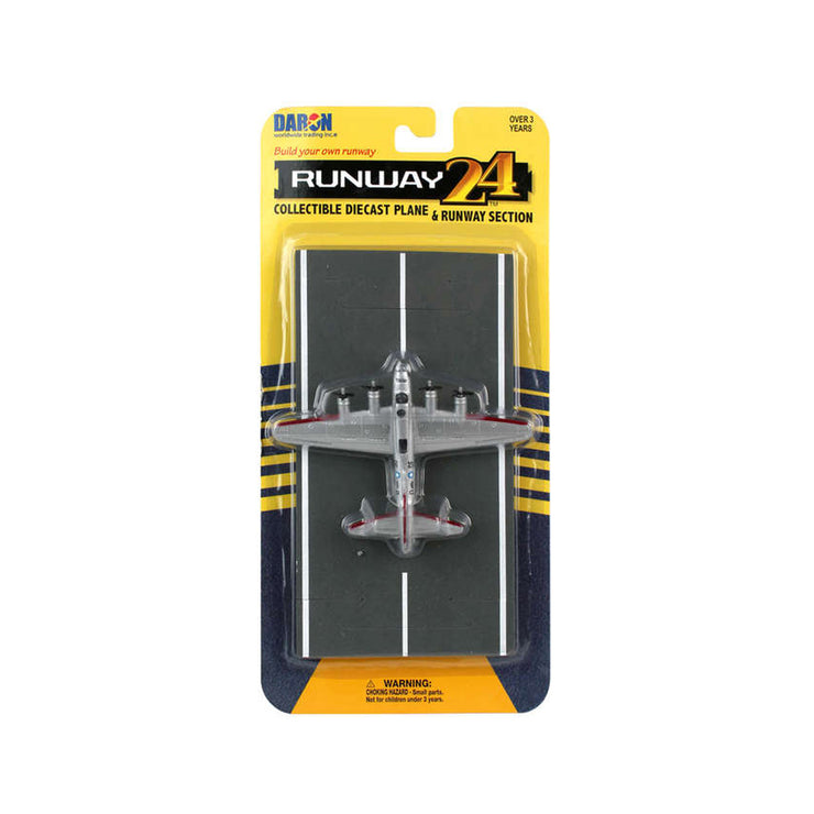 Boeing Runway24 B-17 Die-Cast Model