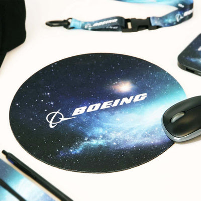 Boeing Galaxy Mousepad (2510233763962)
