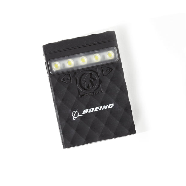 Outdoor Tech Kodiak Boeing Logo Mini Power Bank