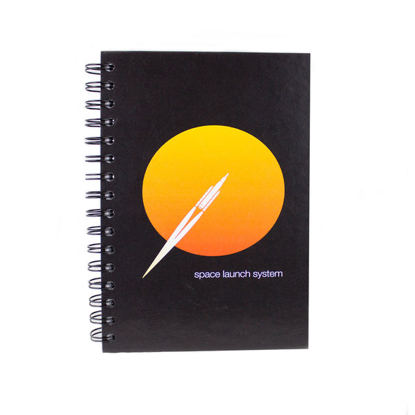 Path to Mars Space Launch System Notebook