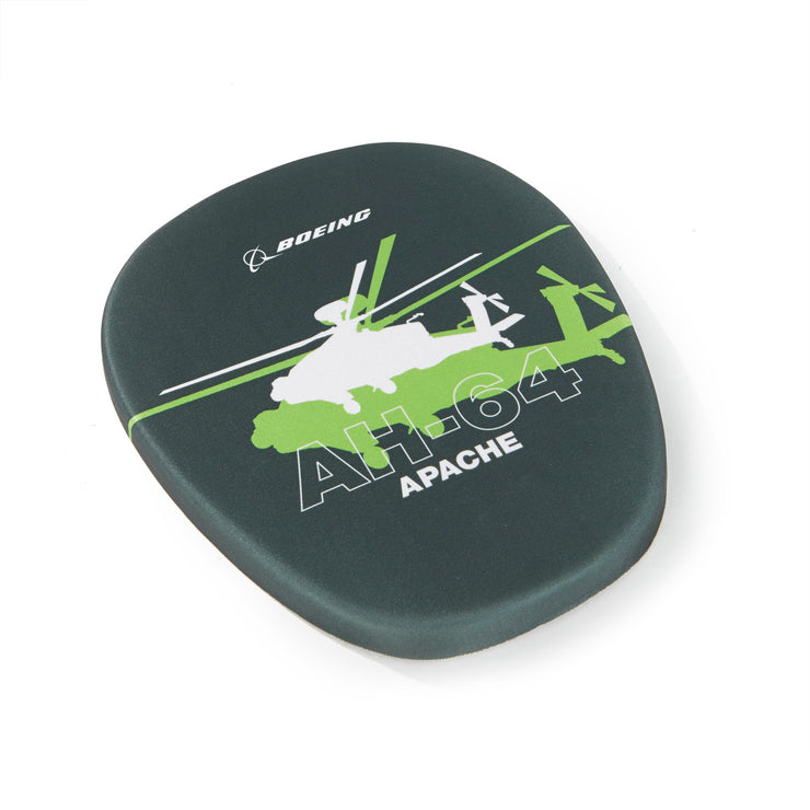 Boeing Shadow Graphic AH-64 Apache Mousepad (199397965836)